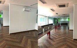 Renovate Office ชั้น2 ทั้งชั้น