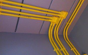 งานเดินระบบไฟฟ้า-ประปา
