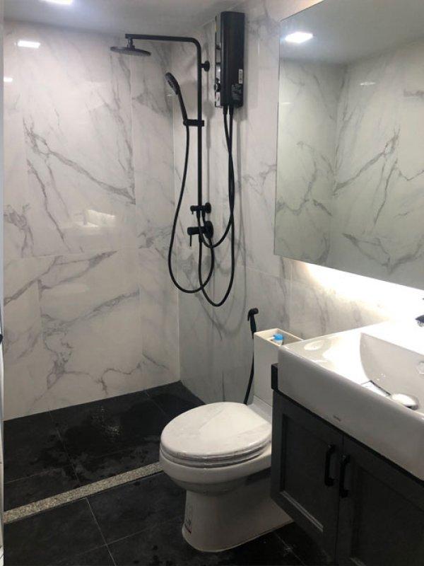 ก่อนทำงานออกแบบและตกแต่ง ปรับปรุงห้องน้ำให้ดูทันสมัย