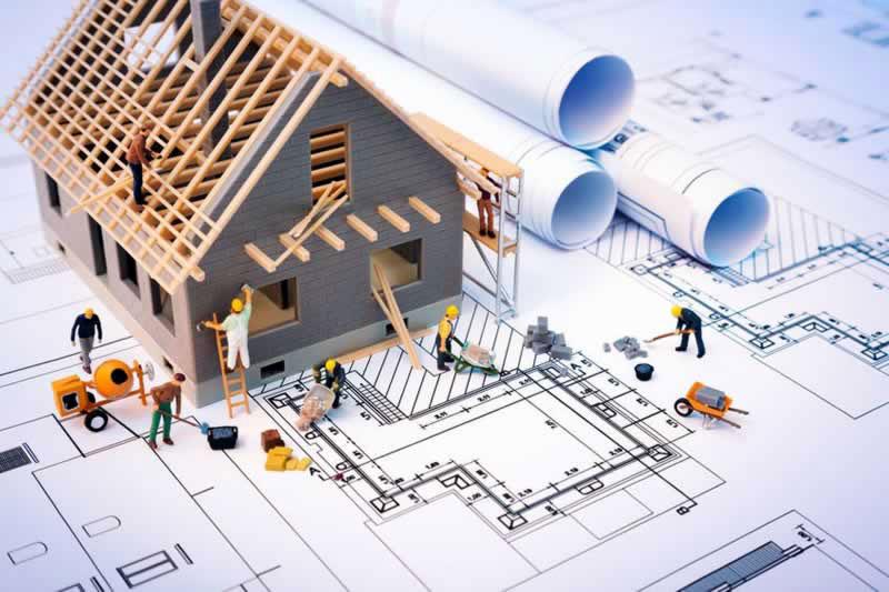 เลือกแบบบ้านที่ถูกใจและเริ่มการก่อสร้าง