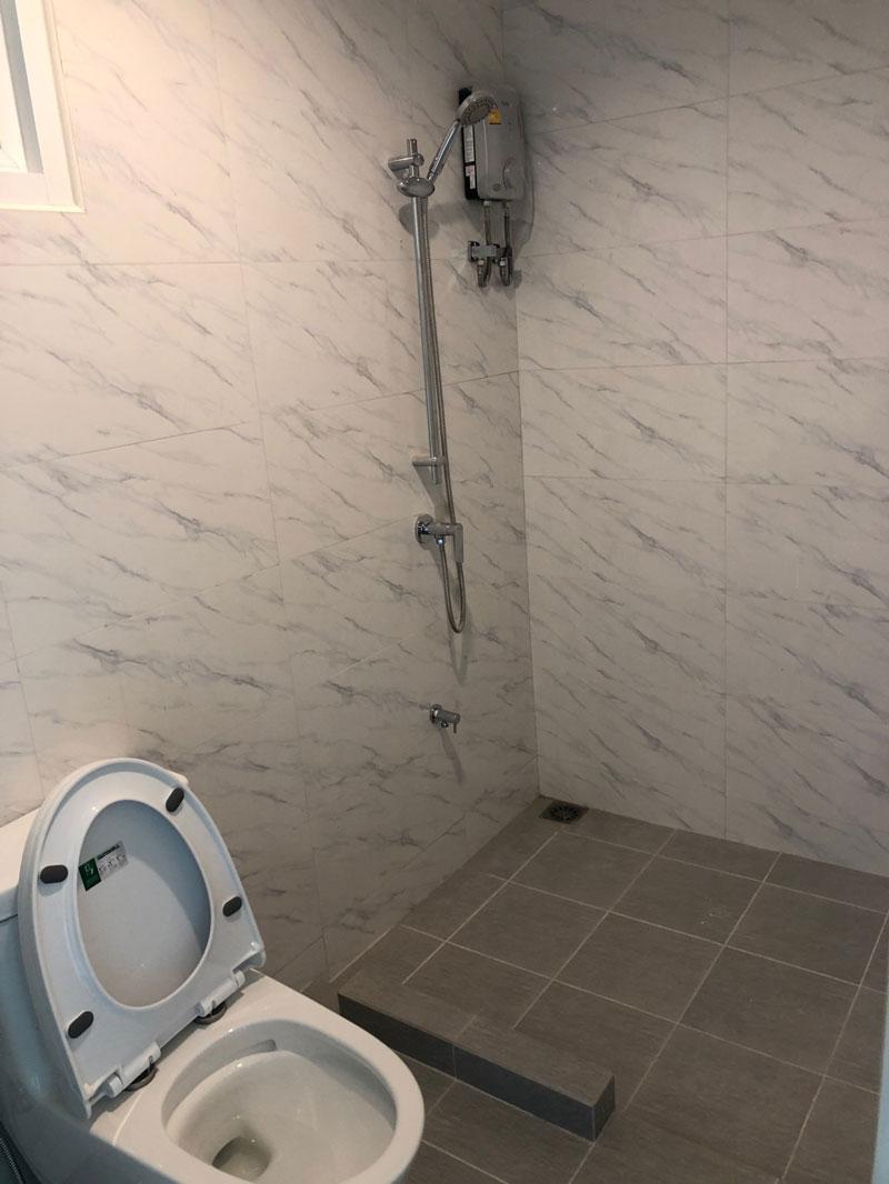 ภายในห้องน้ำ